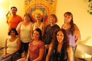 Congratulations to this summer's Introduction to Clairvoyant Healing graduates.